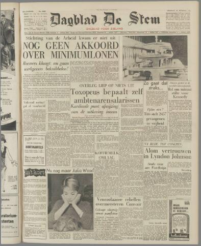de Stem 1963-11-29