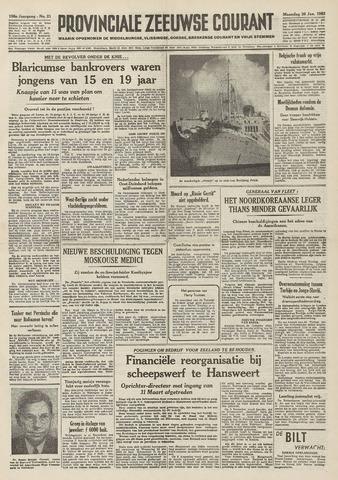 Provinciale Zeeuwse Courant 1953-01-26