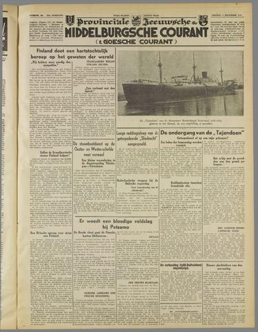 Middelburgsche Courant 1939-12-08
