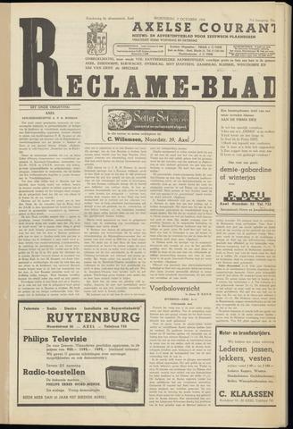 Axelsche Courant 1956-10-03