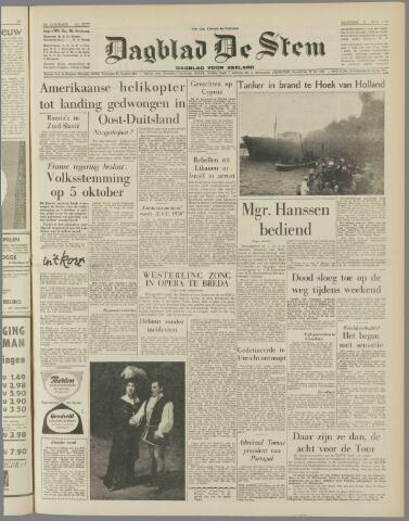 de Stem 1958-06-09