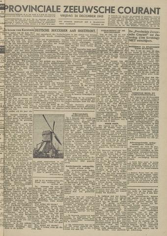 Provinciale Zeeuwse Courant 1943-12-24