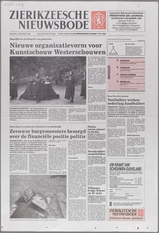 Zierikzeesche Nieuwsbode 1995-12-04