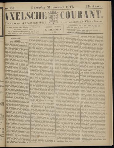 Axelsche Courant 1917-01-31
