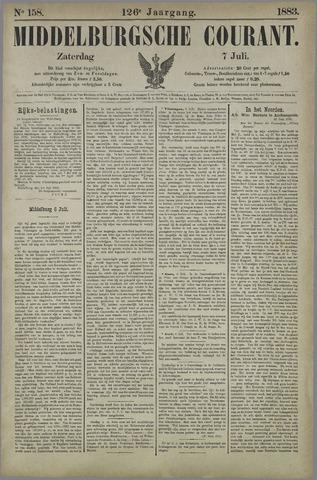Middelburgsche Courant 1883-07-07