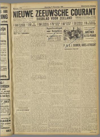 Nieuwe Zeeuwsche Courant 1921-12-05