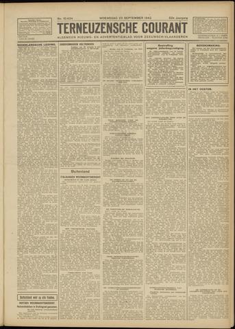 Ter Neuzensche Courant. Algemeen Nieuws- en Advertentieblad voor Zeeuwsch-Vlaanderen / Neuzensche Courant ... (idem) / (Algemeen) nieuws en advertentieblad voor Zeeuwsch-Vlaanderen 1942-09-23