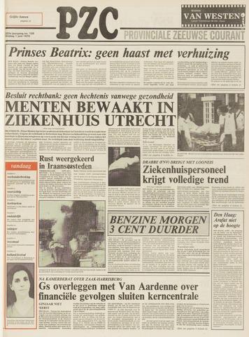 Provinciale Zeeuwse Courant 1979-06-01
