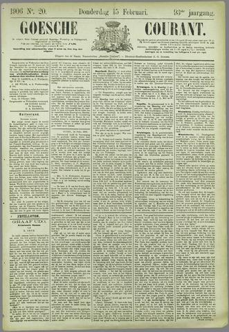 Goessche Courant 1906-02-15