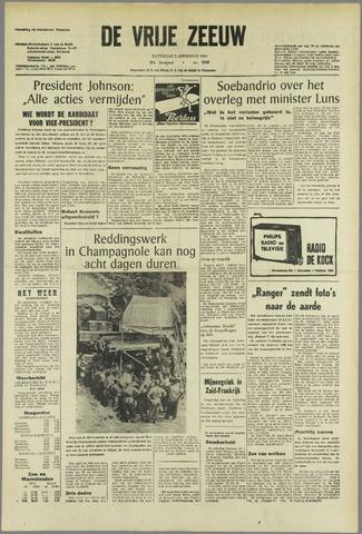 de Vrije Zeeuw 1964-08-01
