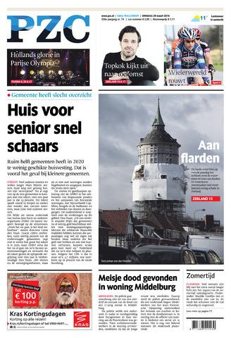Provinciale Zeeuwse Courant 2016-03-29