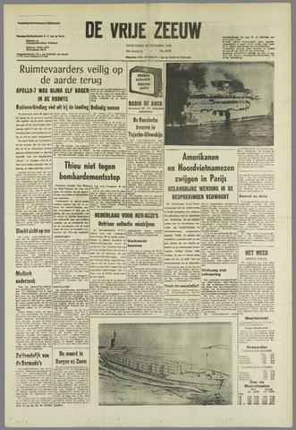 de Vrije Zeeuw 1968-10-23