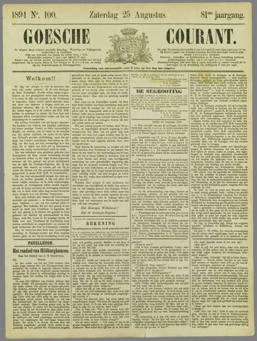 Goessche Courant 1894-08-25