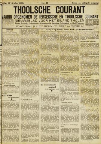 Ierseksche en Thoolsche Courant 1939-10-27