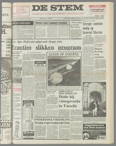 de Stem 1977-09-23