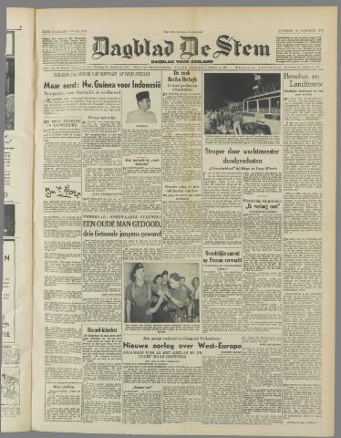 de Stem 1950-08-26
