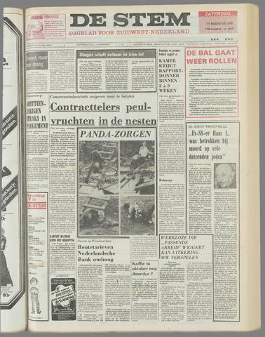 de Stem 1976-08-14