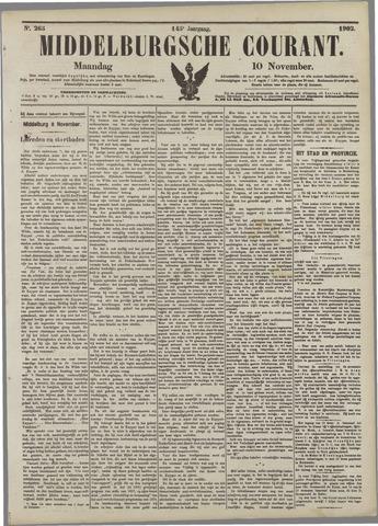 Middelburgsche Courant 1902-11-10