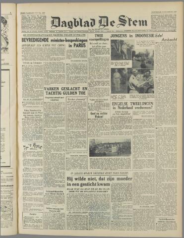 de Stem 1949-11-10