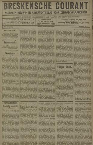 Breskensche Courant 1922-12-23