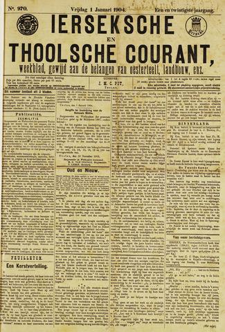 Ierseksche en Thoolsche Courant 1904