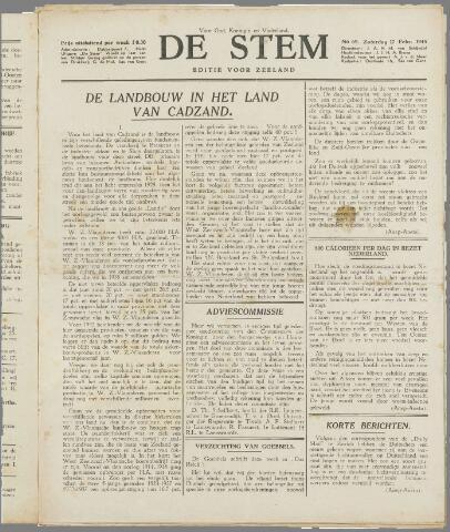 de Stem 1945-02-17