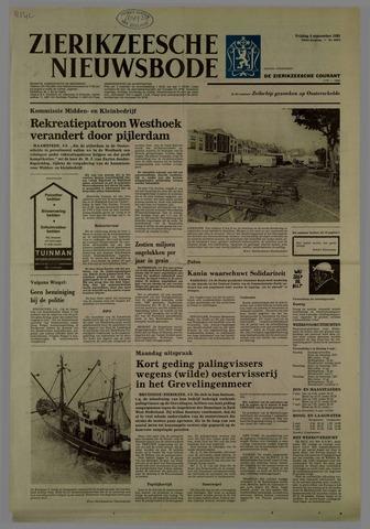Zierikzeesche Nieuwsbode 1981-09-04