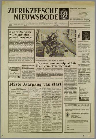Zierikzeesche Nieuwsbode 1985-08-19