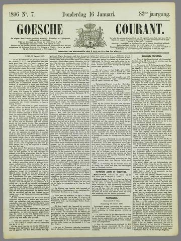 Goessche Courant 1896-01-16