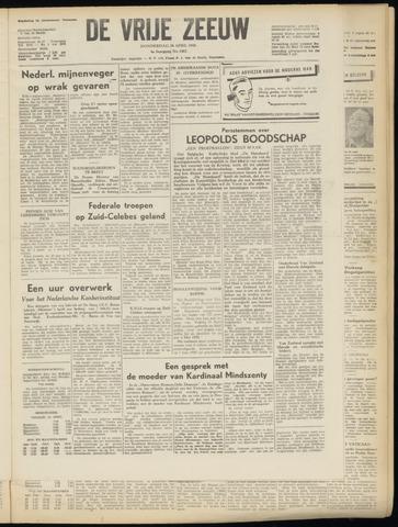 de Vrije Zeeuw 1950-04-20