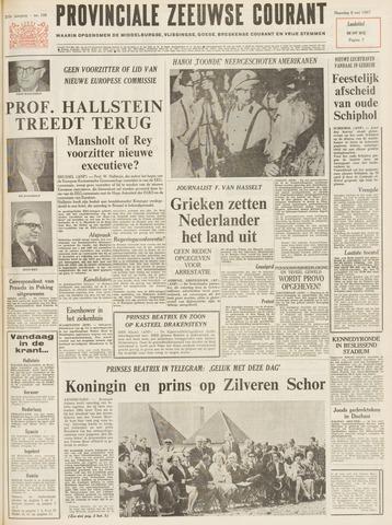 Provinciale Zeeuwse Courant 1967-05-08