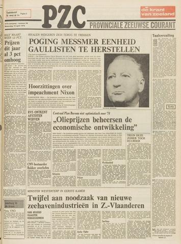 Provinciale Zeeuwse Courant 1974-04-10