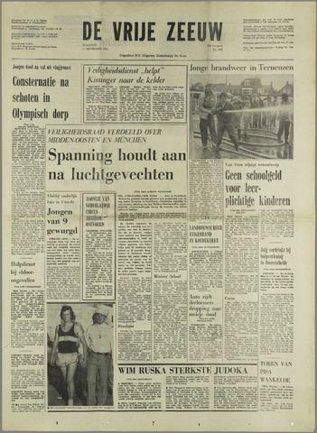 de Vrije Zeeuw 1972-09-11