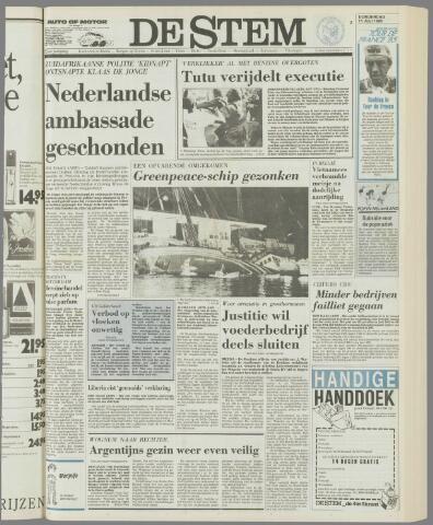 de Stem 1985-07-11