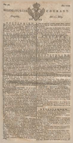 Middelburgsche Courant 1779-05-11