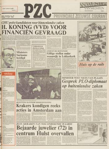 Provinciale Zeeuwse Courant 1980-04-04