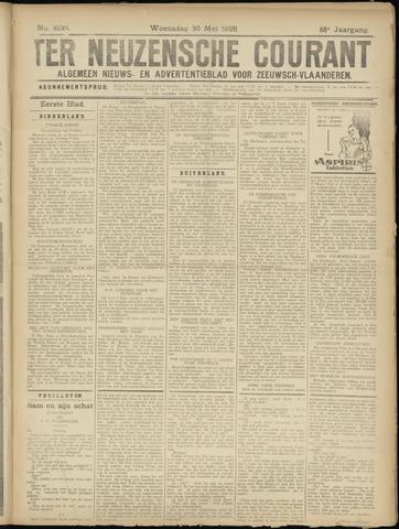 Ter Neuzensche Courant. Algemeen Nieuws- en Advertentieblad voor Zeeuwsch-Vlaanderen / Neuzensche Courant ... (idem) / (Algemeen) nieuws en advertentieblad voor Zeeuwsch-Vlaanderen 1928-05-30