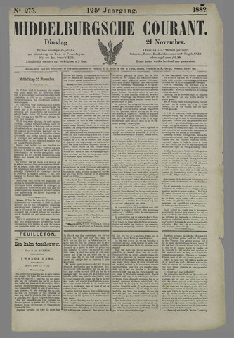 Middelburgsche Courant 1882-11-21
