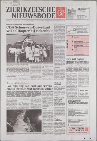 Zierikzeesche Nieuwsbode 1995-08-11