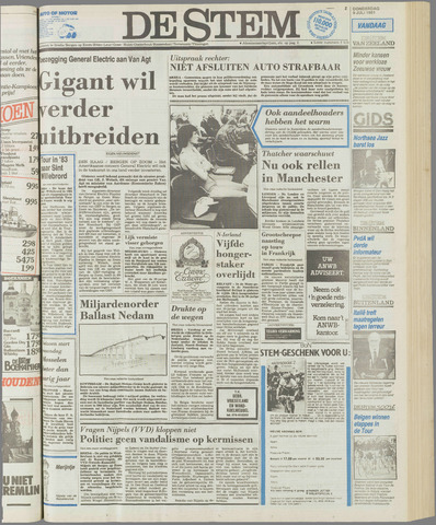 de Stem 1981-07-09