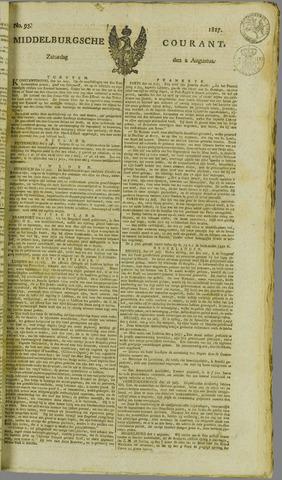 Middelburgsche Courant 1817-08-02