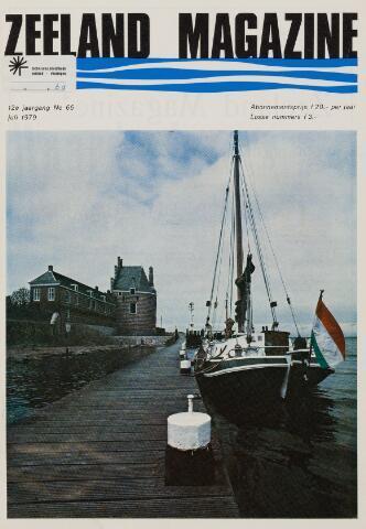 Zeeland Magazine / Veerse Meer Gids 1979-07-01