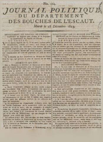 Middelburgsche Courant 1813-12-28