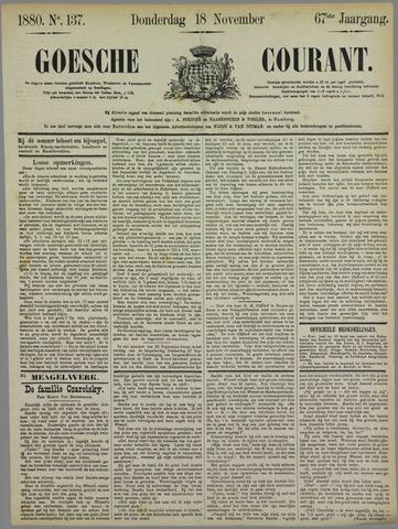 Goessche Courant 1880-11-18