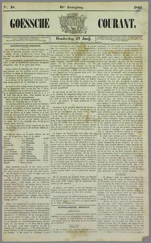 Goessche Courant 1861-06-27