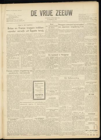 de Vrije Zeeuw 1956-12-04