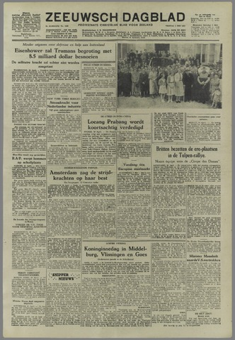 Zeeuwsch Dagblad 1953-05-01
