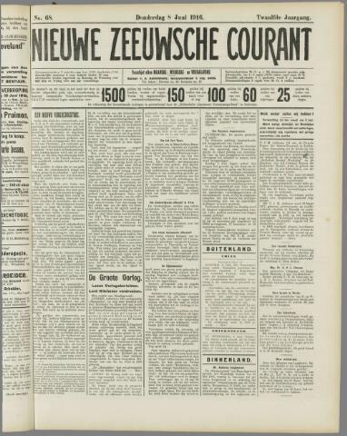 Nieuwe Zeeuwsche Courant 1916-06-08