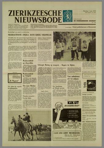 Zierikzeesche Nieuwsbode 1972-06-05