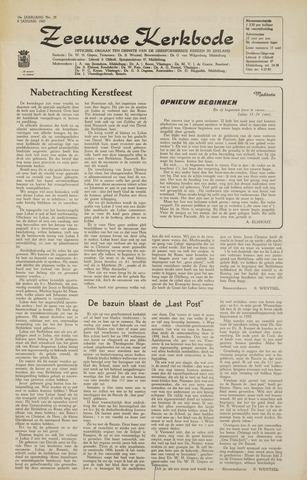 Zeeuwsche kerkbode, weekblad gewijd aan de belangen der gereformeerde kerken/ Zeeuwsch kerkblad 1965